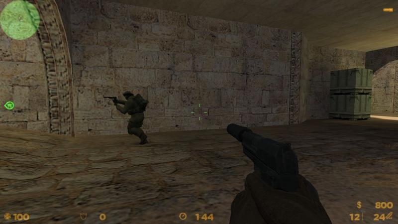 Counter Strike 1 6 Global Offensive (CS:GO) Mod - CSSETTI PL