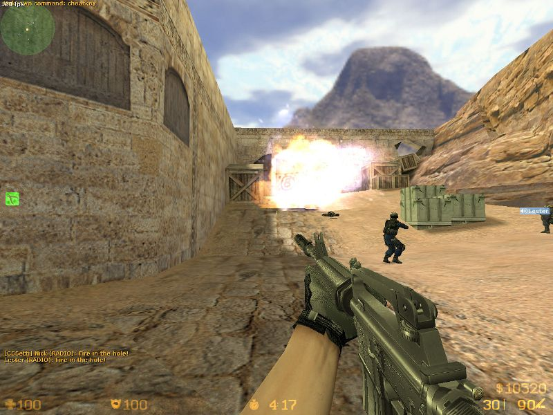 CS Crack - Counter Strike